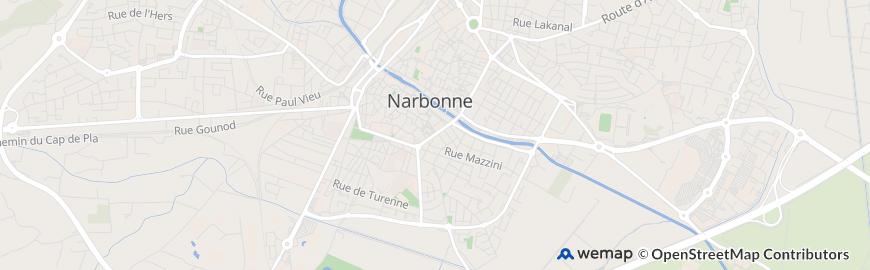 Canguilhem Francoise Primeur Narbonne 11100 Avis Adresse